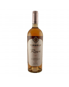Timbrus Purcari Rose 2017