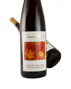 Tomasello Winery Autumn Leaf Red