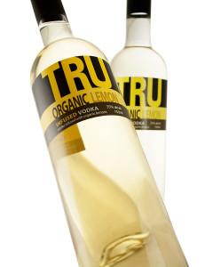 Tru Organic Lemon Infused Vodka