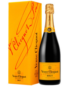 Veuve Clicquot Yellow Label Brut Champagne Gift