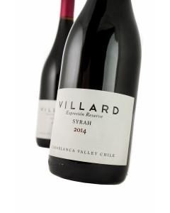 Villard Fine Wines Syrah Expresion Reserve 2014