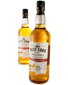 West Cork Bourbon Cask Blended Irish Whiskey