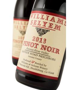 Williams Selyem Eastside Road Neighbors Pinot Noir 2013