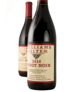 Williams Selyem Russian River Valley Pinot Noir 2014