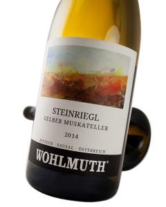 Wohlmuth Gelber Muskateller Steinriegl 2014