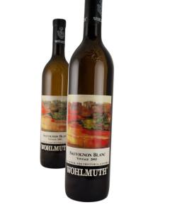 Wohlmuth Sauvignon Blanc 2003