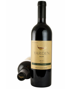 Yarden Merlot Odem Vineyard 2014