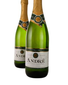 Andre Extra Dry Champagne