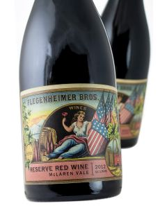 Flegenheimer Bros Reserve Red Wine 2012