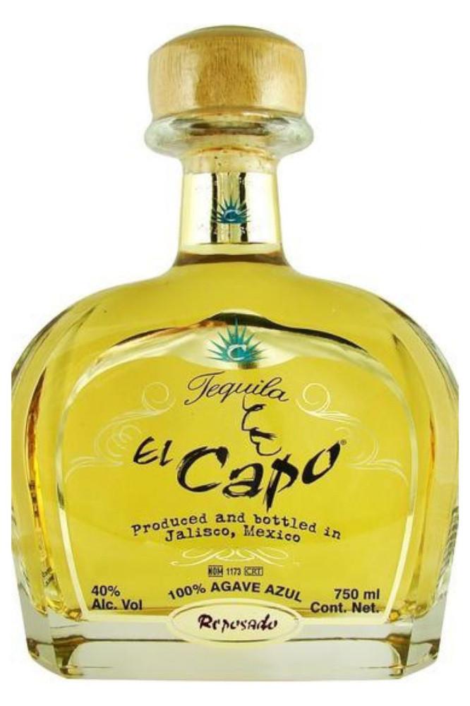 El Capo Reposado Tequila