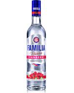 FAMILIA PREMIUM CRANBERRY VODKA