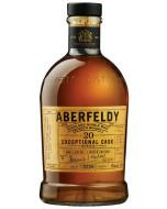 Aberfeldy 20yr Highland Scotch