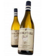 Fowles Wine Farm to Table Chardonnay 2015