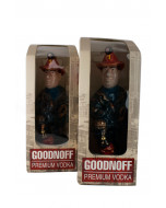 Goodnoff Premium Vodka Fireman