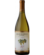 Grgich Hills Estate 40th Anniversary Chardonnay 2014