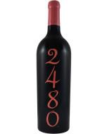 Hollywood & Vine Cellars 2480 Cabernet Sauvignon 2014