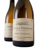 La Soufrandiere Pouilly-Vinzelles Climat Les Quarts 2006