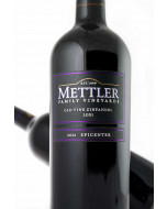 Mettler Family Vineyards Epicenter Old Vine Zinfandel 2018