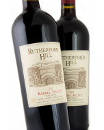 Rutherford Hill Winery Barrel Select Red 2015