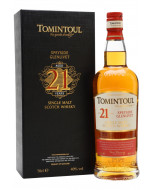 Tomintoul 21yr