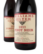 Williams Selyem Rochioli Riverblock Vineyard Pinot Noir 2013