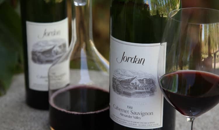 How to serve California wine