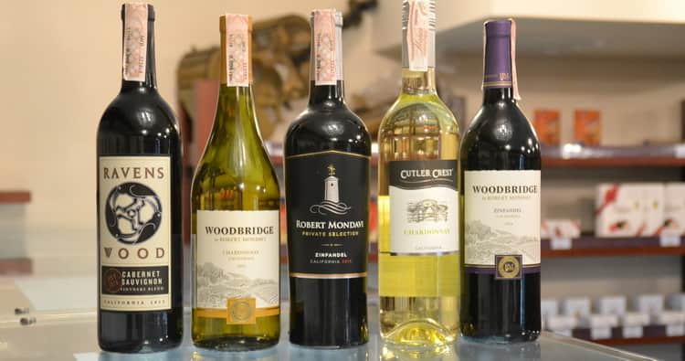 How wine production is developing in California