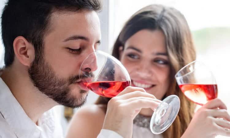 How to taste California wines