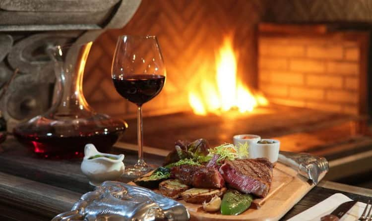 What to eat California wines
